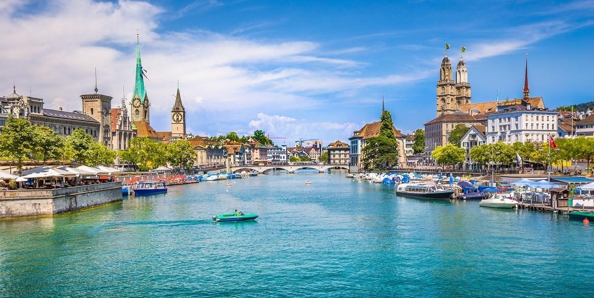 Zurich - Thành phố du lịch nổi tiếng nhất Thụy Sĩ